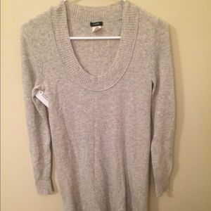 J Crew Sweater Dress